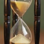 Ampulheta - O Tempo Está Passando Mais Rápido?