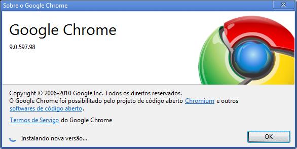 Sobre_Chrome_atualizando