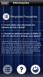 Digito9 FAQ - Ajuda