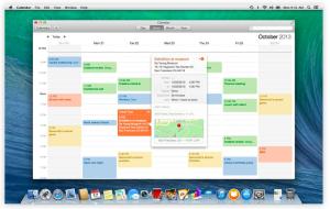 Calendar - Novo Visual